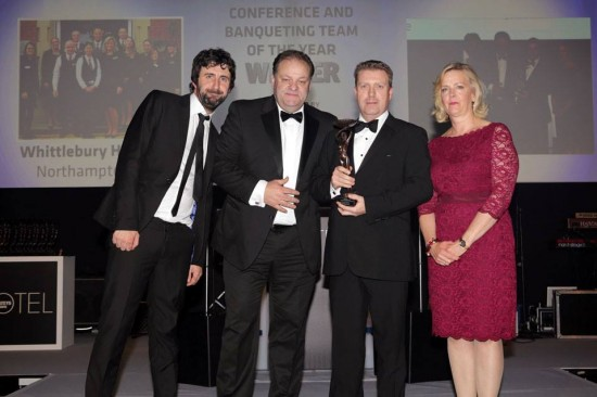 Reynolds supports the 2015 Hotel Cateys