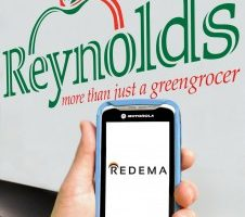 Reynolds wins gold at the Fruit and Vegetable Awards