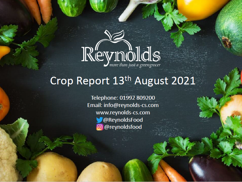 Take a look at this months crop report